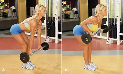 6 Result Driven Exercises to Sculpt Your Back (1/6)